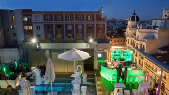 Madrid – Hotell Santo Domingo