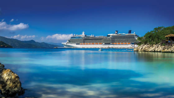 Cruise i Karibien med Celebrity Cruises