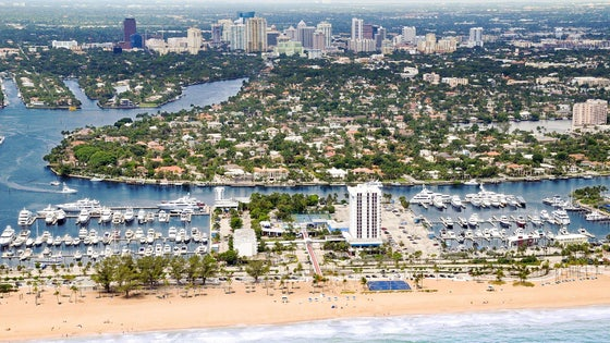 Bahia Mar Fort Lauderdale Beach-Doubletree by Hilton