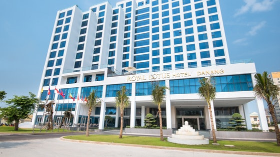 Royal Lotus Hotel Danang By H&K Hospitality