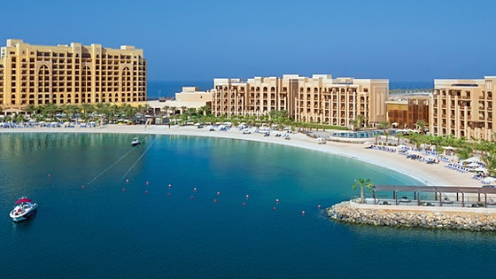 Double Tree Marjan Island
