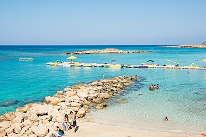 Fig Tree Bay, Kypros, bilde 2 av 15