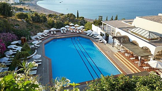 Hotell Lindos Mare